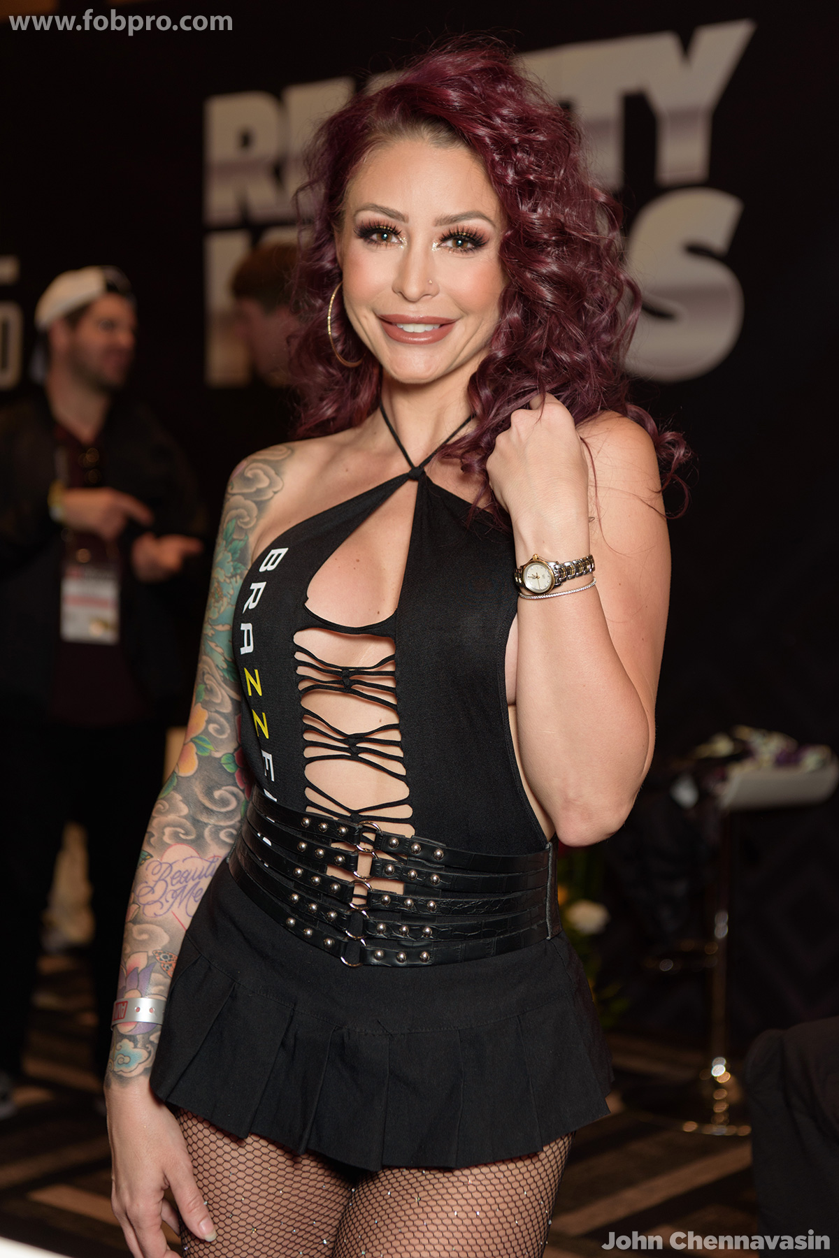 AVN Adult Entertainment Expo 2018 Day 3 (Page 3 of 24