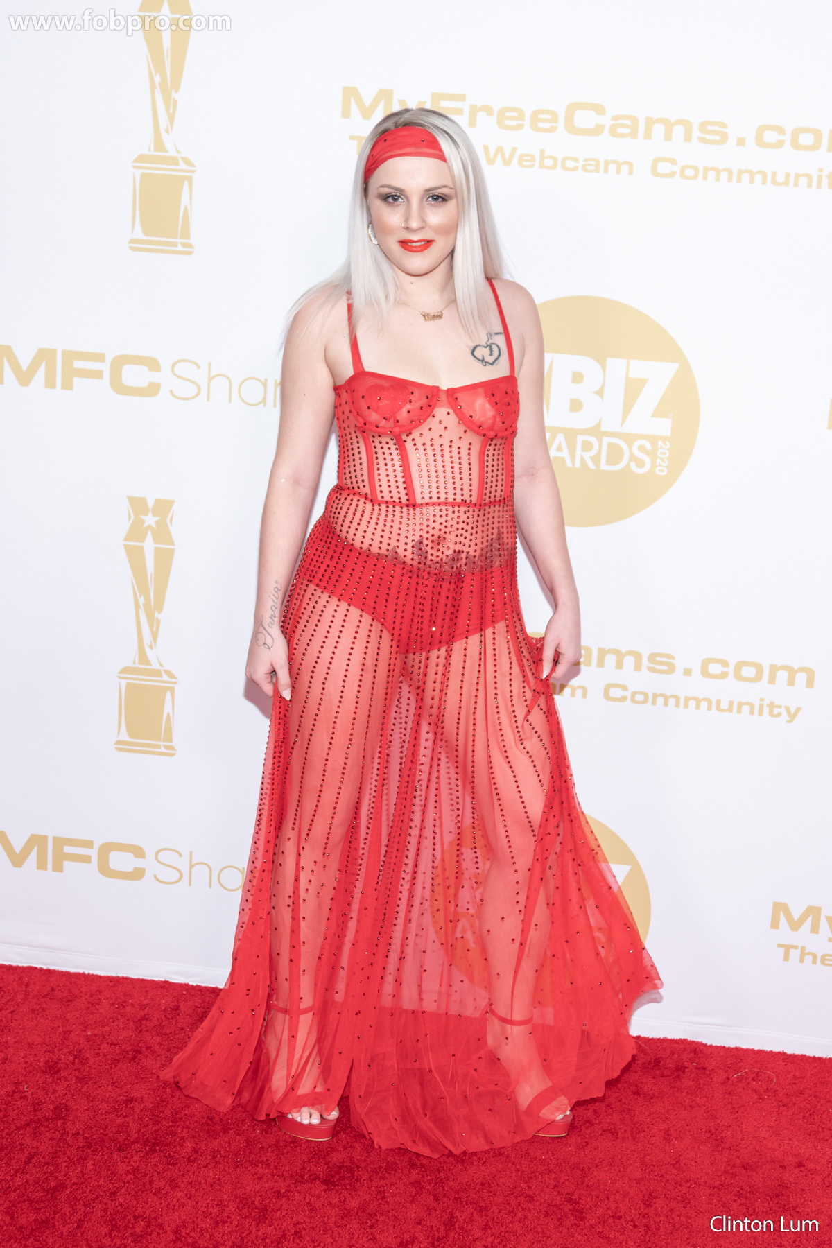 XBIZ Awards 2020 (Page 12 of 50) - FOB Productions